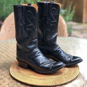 Lucchese Classics handmade men cowboy boot 8.5